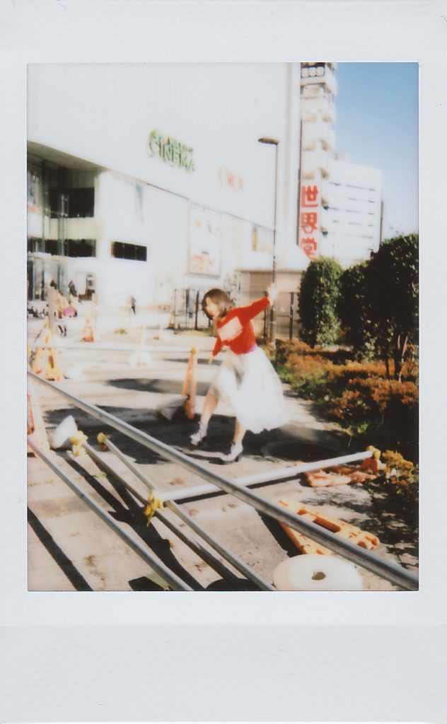 幸田夢波ポートレート写真