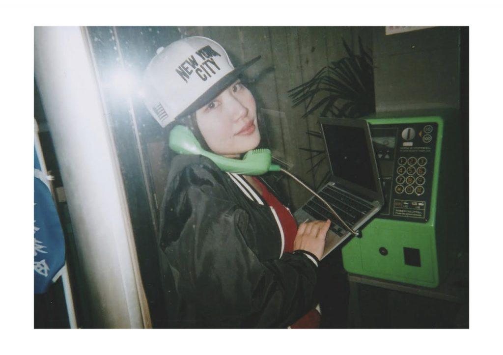 幸田夢波のポートレート写真